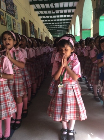 Maryward Kindergarten School Patna Assembly
